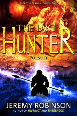 The Last Hunter: Pursuit- Book cover