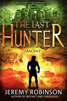 The Last Hunter: Ascent - Book cover