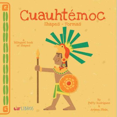 Cover Image for Cuauhtemoc : shapes = formas