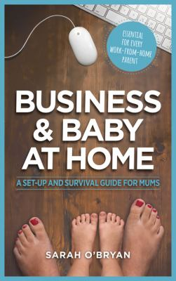 Book cover for Business and Baby at Home