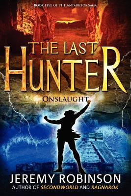 The Last Hunter: Onslaught - Book cover