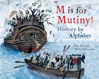 Cover Image for M is for mutiny!