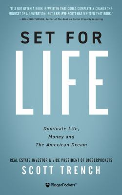 Set for life :  dominate life, money, and the American dream