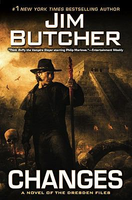 Changes a novel of the Dresden files