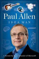 Idea Man a Memoir by the Cofounder of Microsoft