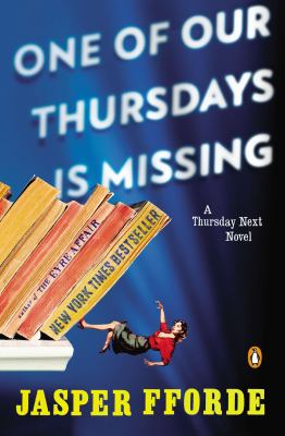 One of our Thursdays is missing a novel