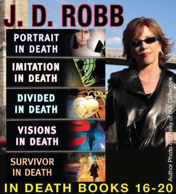 The in death collection. Books 16-20