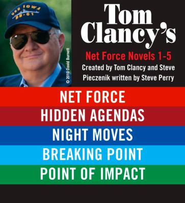 Tom Clancy's Net Force, Novels 1-5