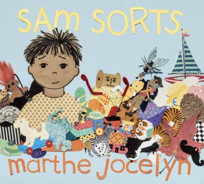 Sam sorts : (one hundred favorite things)