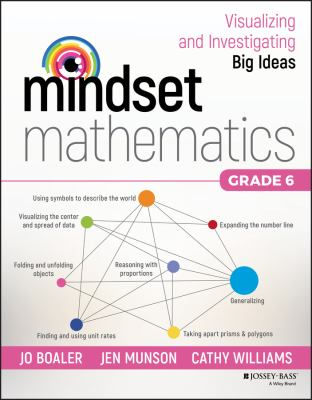Mindset mathematics : visualizing and investigating big ideas, grade 6