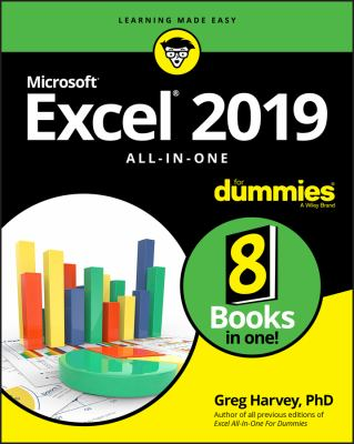 Excel® 2019 all-in-one for dummies