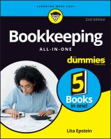 Bookkeeping All-in-one