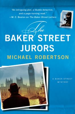 The Baker Street jurors: a Baker Street mystery