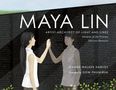 Maya Lin: artist-architect of light and lines