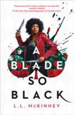 A blade so black