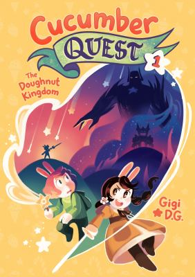 Cucumber quest. Vol. 01, The doughnut kingdom