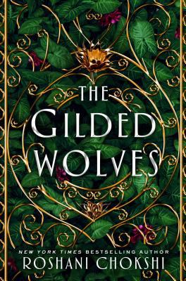 Book cover for The gilded wolves