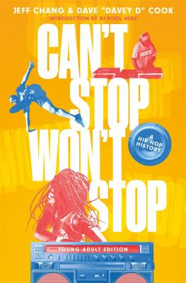 Link to Catalogue record for Can't stop won't stop
