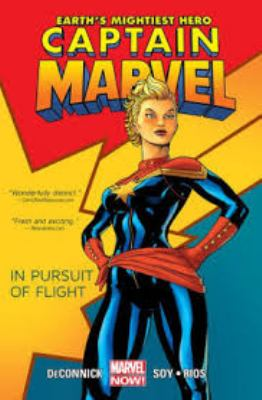 Captain Marvel. Volume 1, issue 1-6, In pursuit of flight