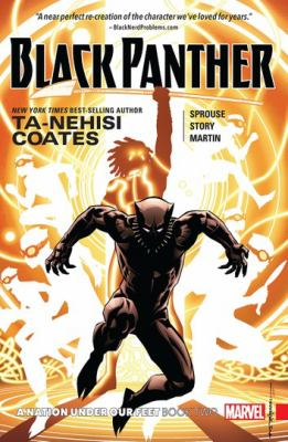 Black Panther : a nation under our feet. Issue 5-8