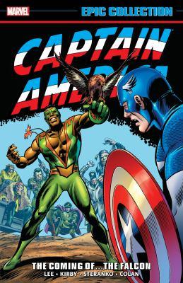 Captain America : the coming of...the Falcon. Vol. 02, 1968-1969