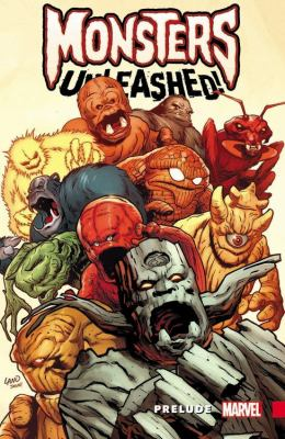 Monsters unleashed! : prelude.