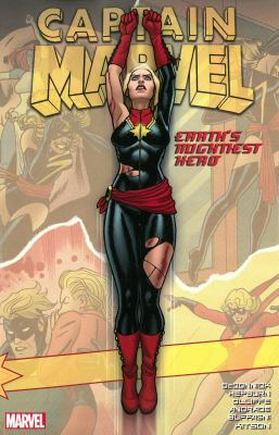 Captain Marvel : Earth's mightiest hero. Vol. 02