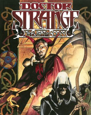 Doctor strange : The flight of bones