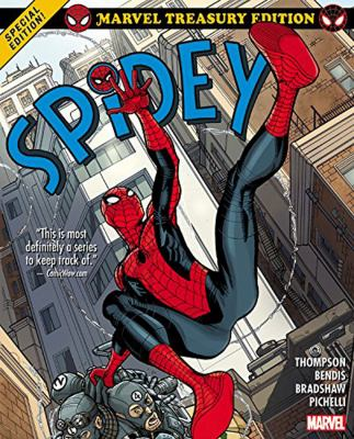 Spidey :  All-new Marvel Treasury Edition