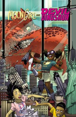 Moon Girl and Devil Dinosaur. Vol. 02, Cosmic cooties