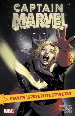 Captain Marvel : Earth's mightiest hero.