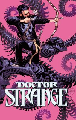 Doctor Strange : blood in the aether