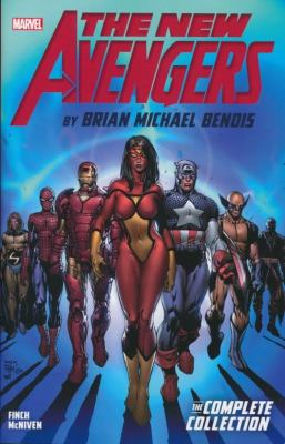 The New Avengers by Brian Michael Bendis