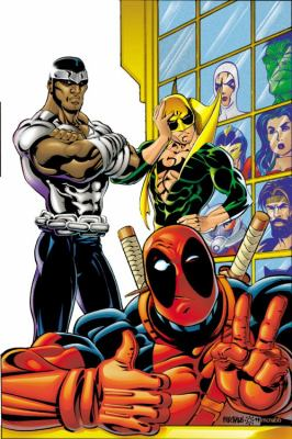 Luke Cage, Iron Fist & the Heroes for Hire