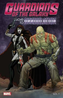 Guardians of the Galaxy : road to annihiliation