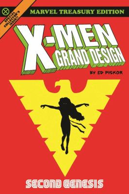 X-Men. Grand design. Second genesis
