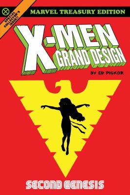 X-Men. Grand Design. Second Genesis