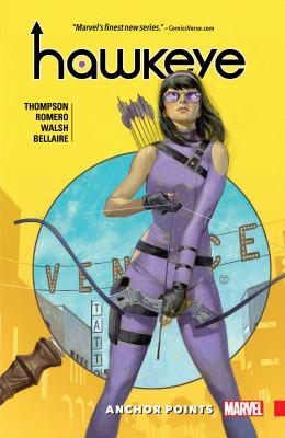 Hawkeye. vol 1. Anchor points