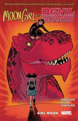 Moon Girl and Devil Dinosaur. Vol. 04, Girl-moon