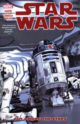 Star Wars. Volume 6, issue 33-37. Out among the stars