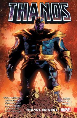 Thanos. Vol. 01, Thanos returns
