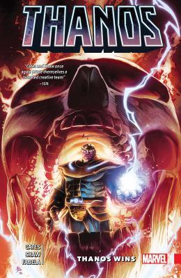 Thanos :  Thanos wins