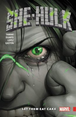 She-hulk. Vol. 2, Let them eat cake