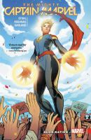 The Mighty Captain Marvel. Vol. 1, Alien Nation