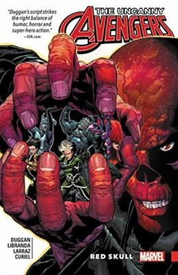The uncanny Avengers : Red Skull