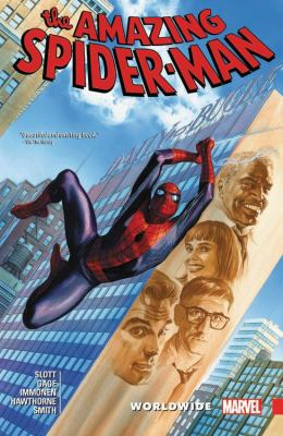 The amazing Spider-Man: Worldwide. Volume 8