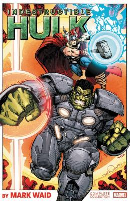 Indestructible Hulk : complete collection