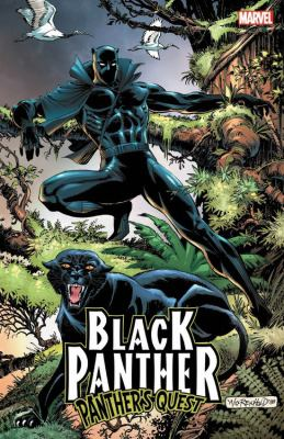 Black Panther. Panther's Quest