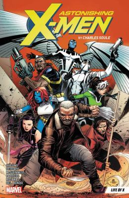 Astonishing X-Men : Life of X
