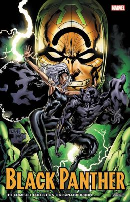 Black Panther : the complete collection by Reginald Hudlin. Vol. 2
